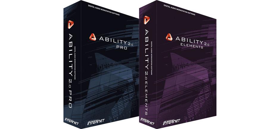 ABILITY 2.0 パッケージ