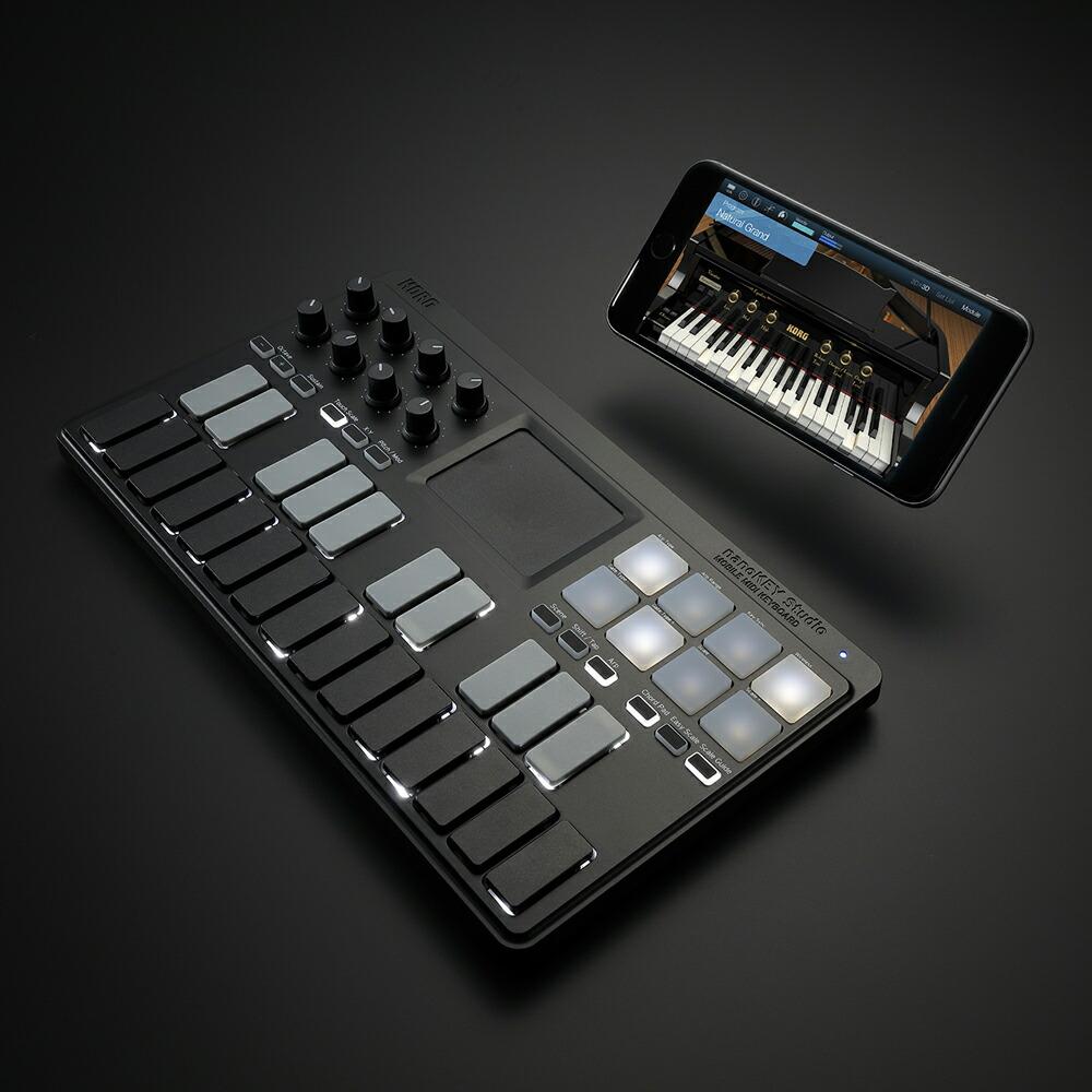 nanoKEY Studio詳細画像