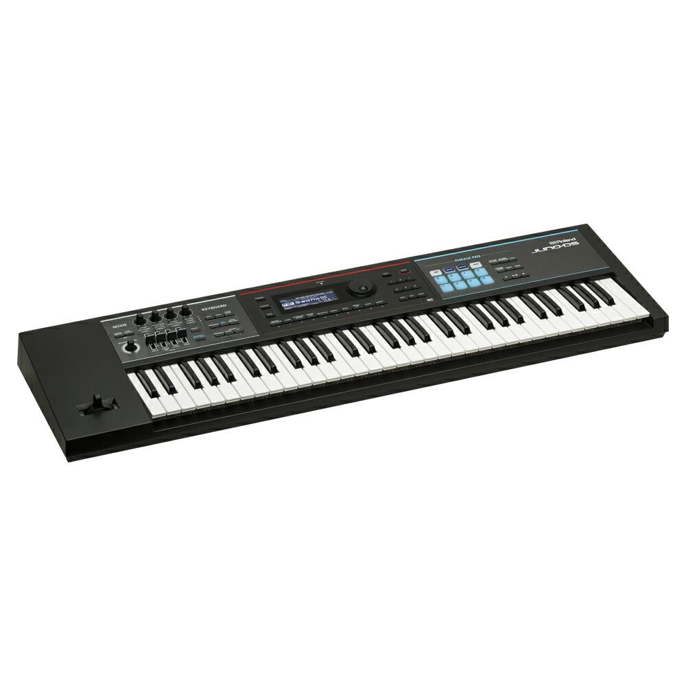 ROLAND JUNO-DS61 ブラック 61鍵盤 シンセサイザー 【ローランド JUNODS61】 【梅田ロフト店】 画像二