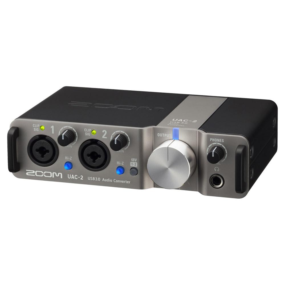 ZOOM UAC-2 USB 3.0 オーディオインターフェイス 【ズーム UAC2】 【梅田ロフト店】 画像三
