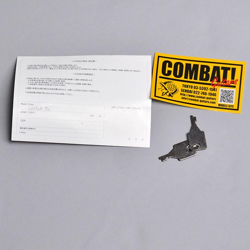 Combat TL Type 詳細画像