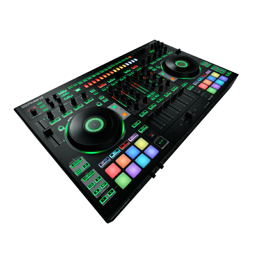 ROLAND DJ-808 DJコントローラー 【serato DJ対応】 【ローランド DJ808】 画像三