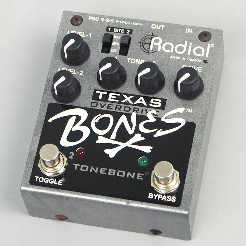 Bones Texas 全体画像