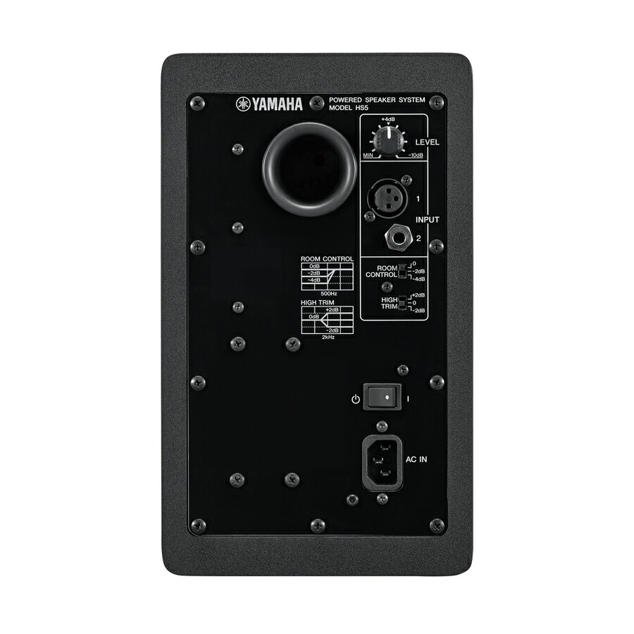 YAMAHA HS5I パワードスタジオモニタースピーカー ブラケット対応モデル画像一