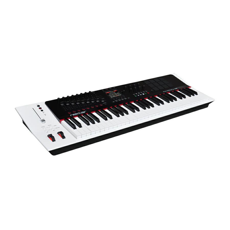 Nektar Technology PANORAMA P6 MIDIキーボードコントローラー 61鍵盤 【ネクターテクノロジー】 画像一