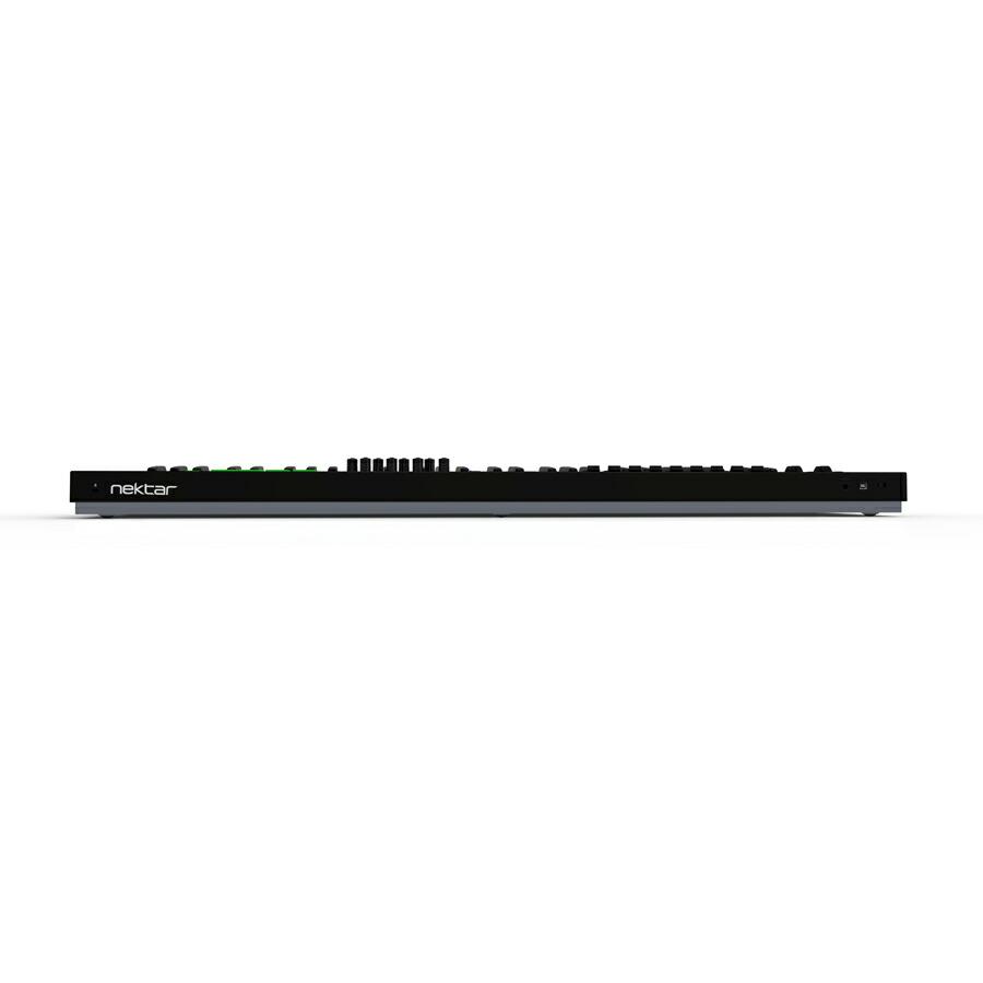 Nektar Technology Impact LX49+ MIDIキーボードコントローラー 49鍵盤 【ネクターテクノロジー】 画像一