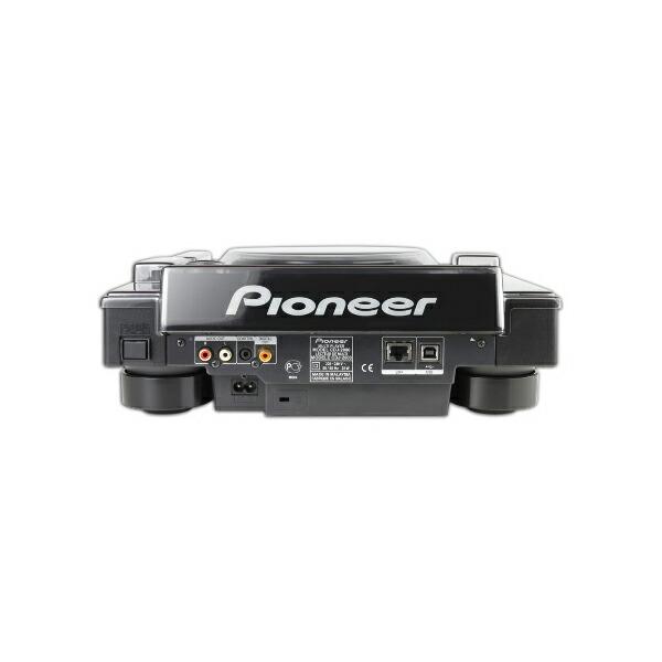 DECKSAVER DS-PC-CDJ2000 【 Pioneer CDJ-2000 】 ダストカバー dust cover 【デッキセーバー DSPCCDJ2000】 画像一
