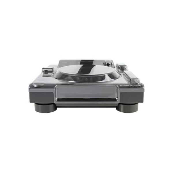 DECKSAVER DS-PC-CDJ2000 【 Pioneer CDJ-2000 】 ダストカバー dust cover 【デッキセーバー DSPCCDJ2000】 画像二