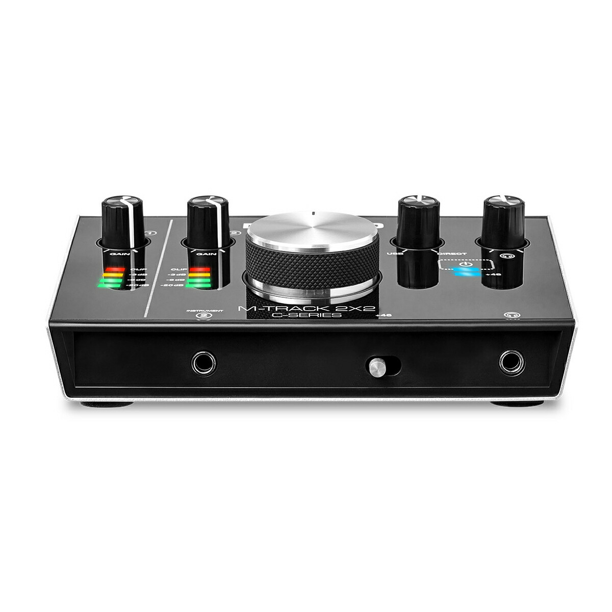 M-AUDIO M-TRACK 2x2 オーディオインターフェイス 【Mオーディオ】 【梅田ロフト店】 画像一
