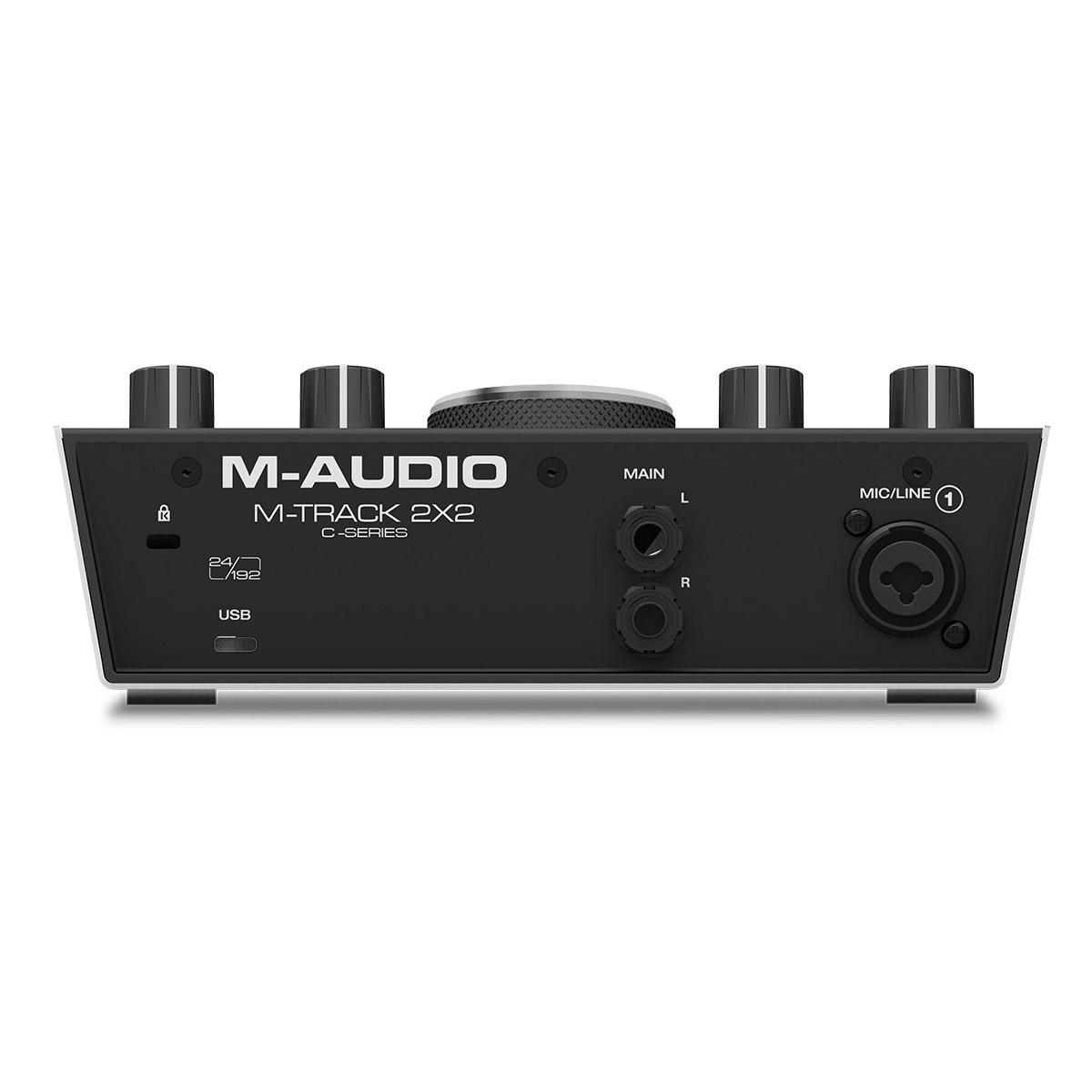 M-AUDIO M-TRACK 2x2 オーディオインターフェイス 【Mオーディオ】 【梅田ロフト店】 画像二