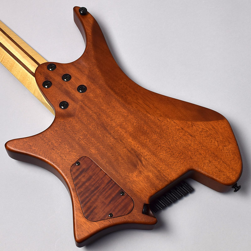 Boden OS CL7 Chris Letchford Signature/Brownボディバック画像