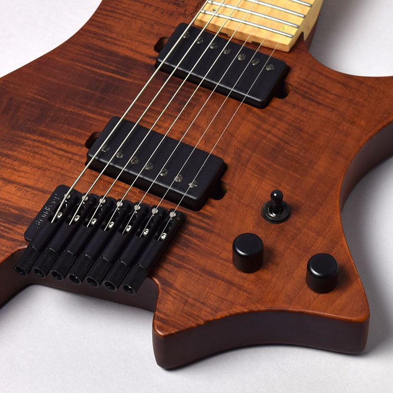 Boden OS CL7 Chris Letchford Signature/Brownコントロール部分画像