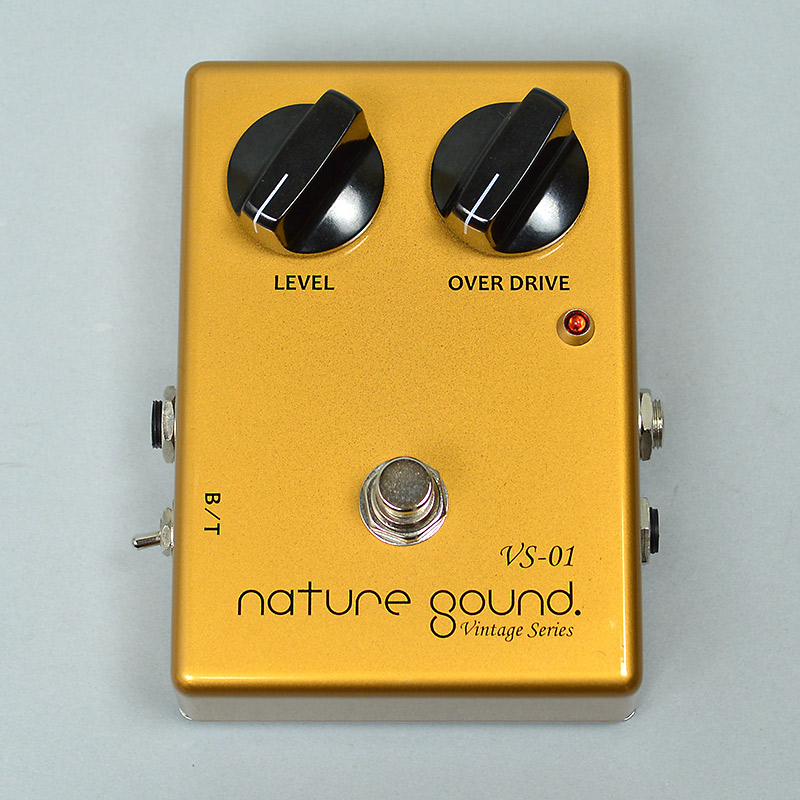 nature sound VS-01 オーバードライブ 詳細画像