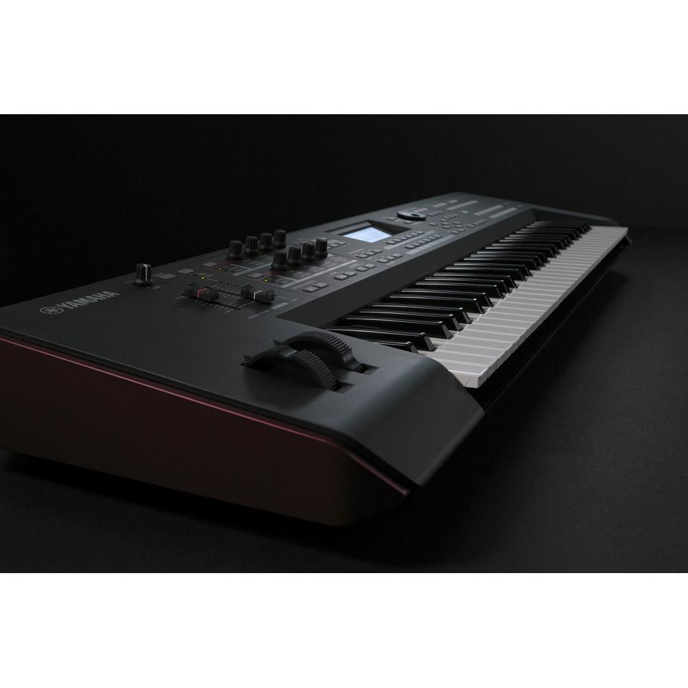 YAMAHA MOXF6 シンセサイザー 61鍵盤 ベーシックセット (スタンド + ケース + ペダル) 初心者セット 【ヤマハ】 画像六