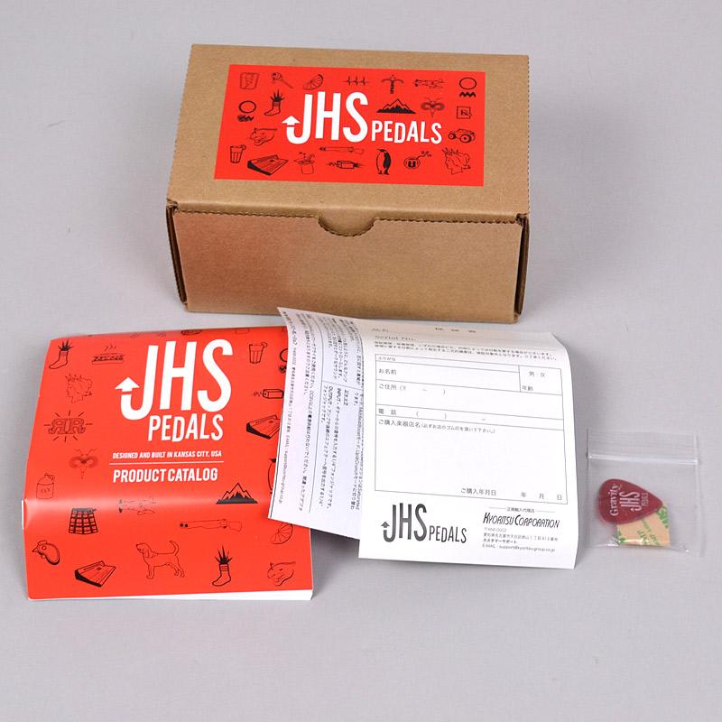 JHS Pedals SweetTea V2詳細画像