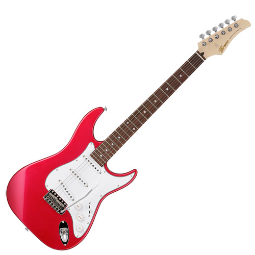 WS-STD PPK ギター全体画像