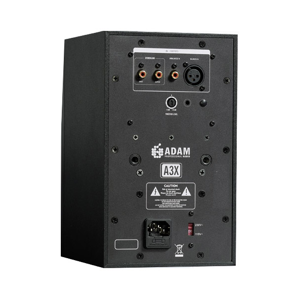 ADAM Professional Audio A3X モニタースピーカー 【アダムオーディオ】 【津田沼パルコ店】 画像一