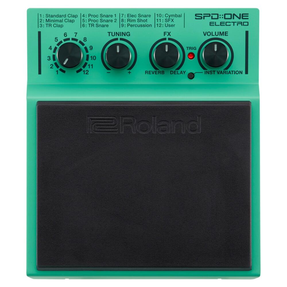 SPD::ONE ELECTRO-1