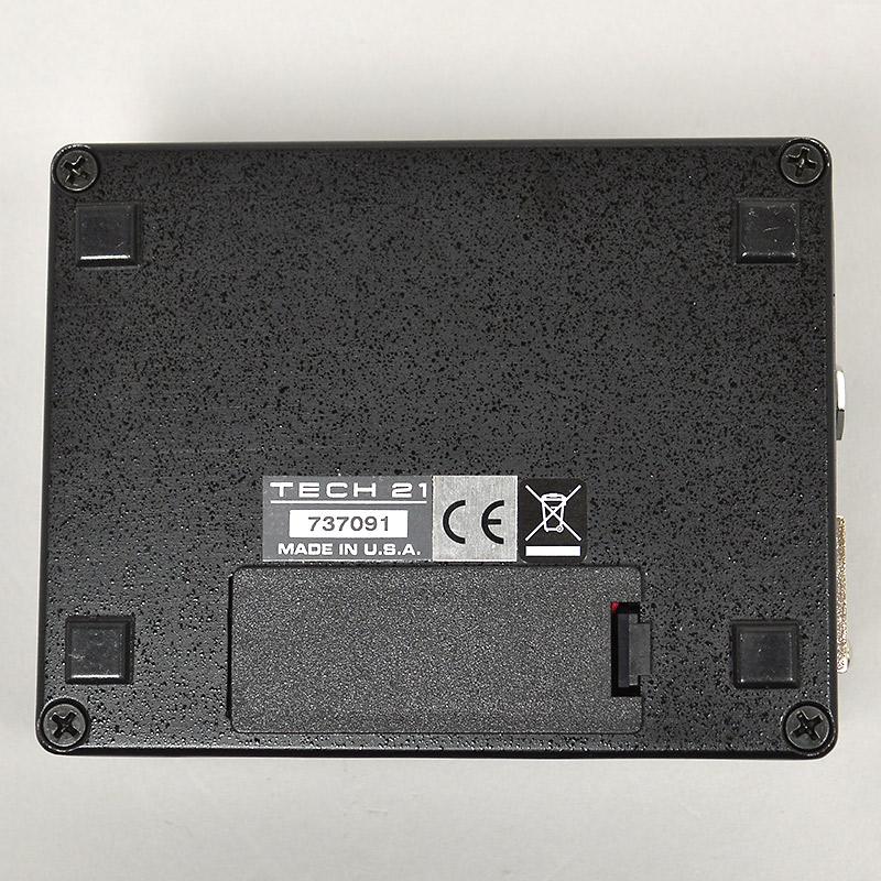 Tech21 BASS DRIVER DI V2 詳細画像