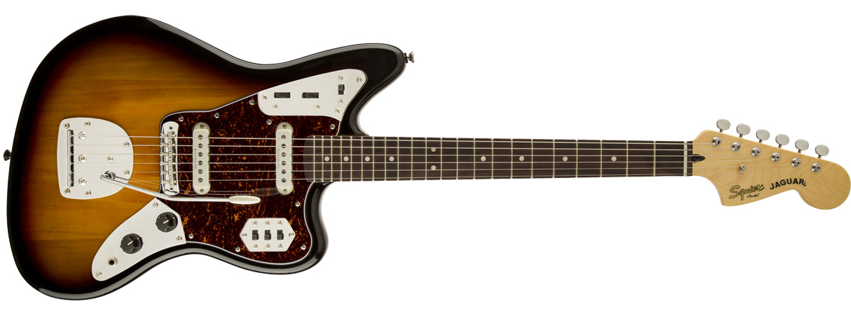 Vintage Modified Jaguar 全体