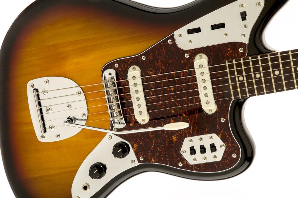 Vintage Modified Jaguar ボディ