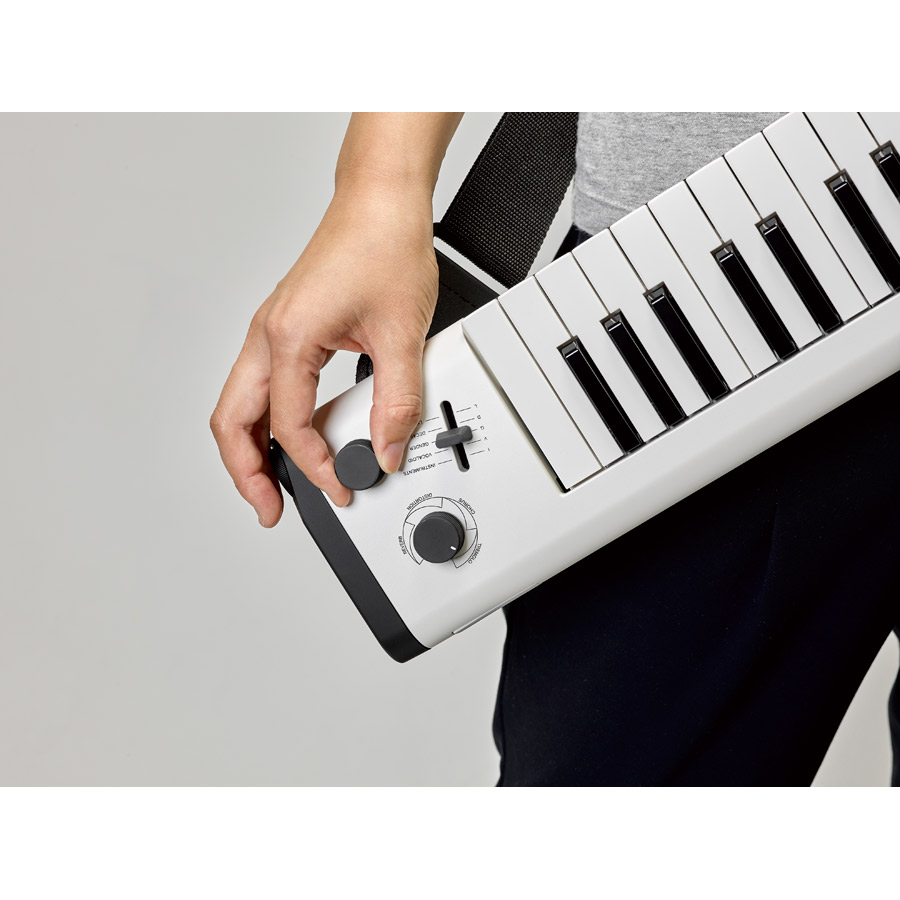 VKB-100 サイレントセット ( VOCALOIDKeyboard + ATH-S100 WH)-7