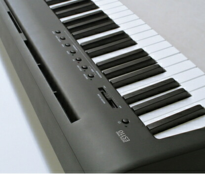 ES110B ブラック 専用スタンドセット 電子ピアノ 88鍵盤  関連画像