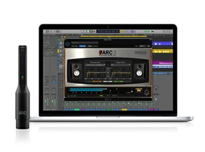 ARC System 2.5音場補正システム 関連画像