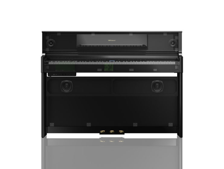 LX705 DRS 電子ピアノ 88鍵盤 ダークローズウッド調仕上げ 関連画像