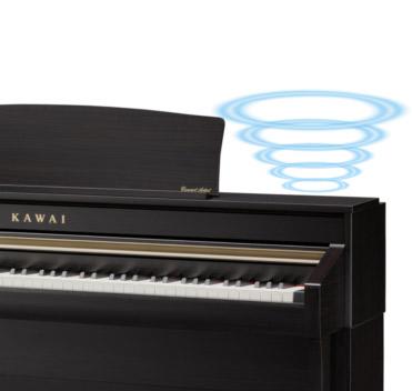 CA58R プレミアムローズウッド調 電子ピアノ 88鍵盤  関連画像