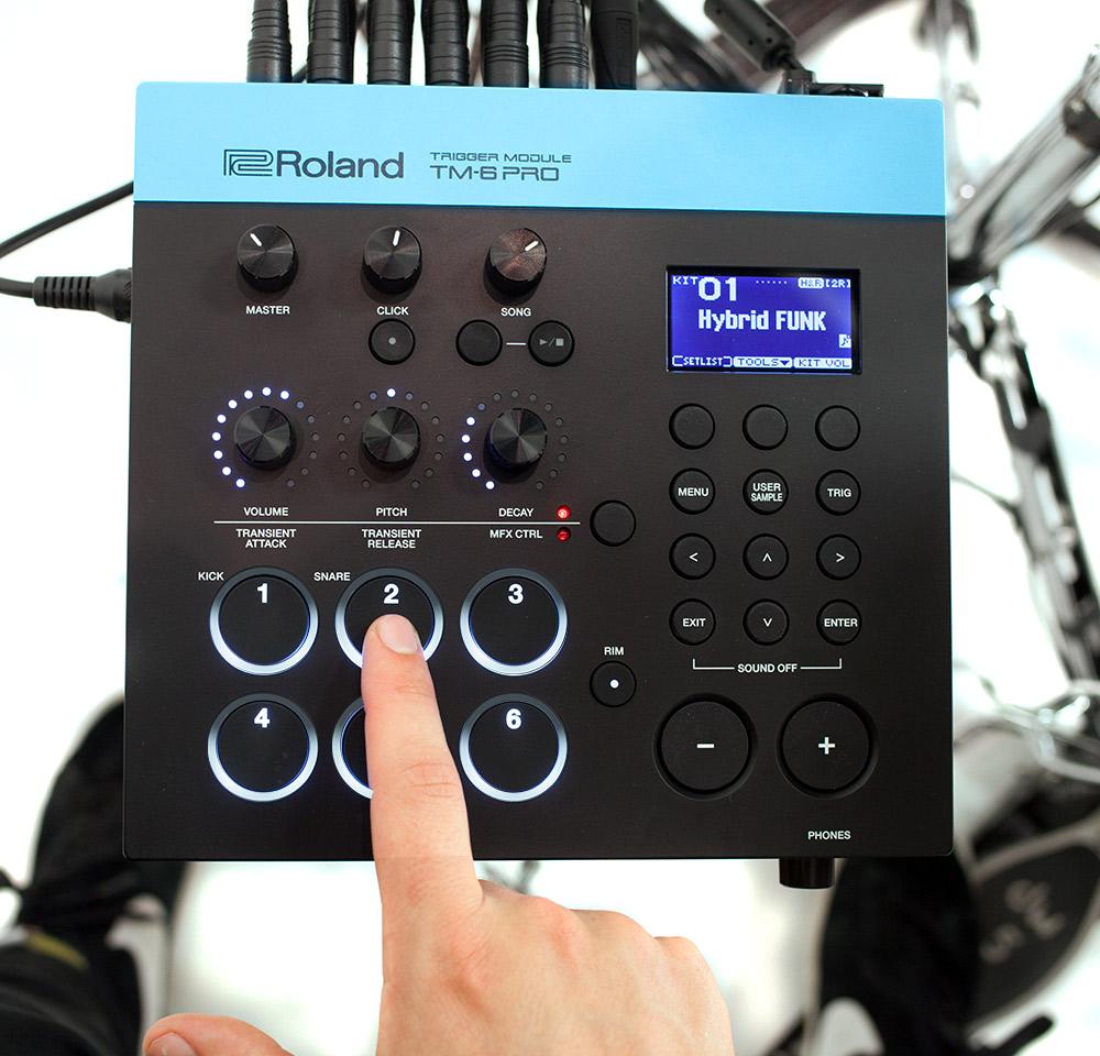 TM-6 PROドラム音源モジュール 関連画像