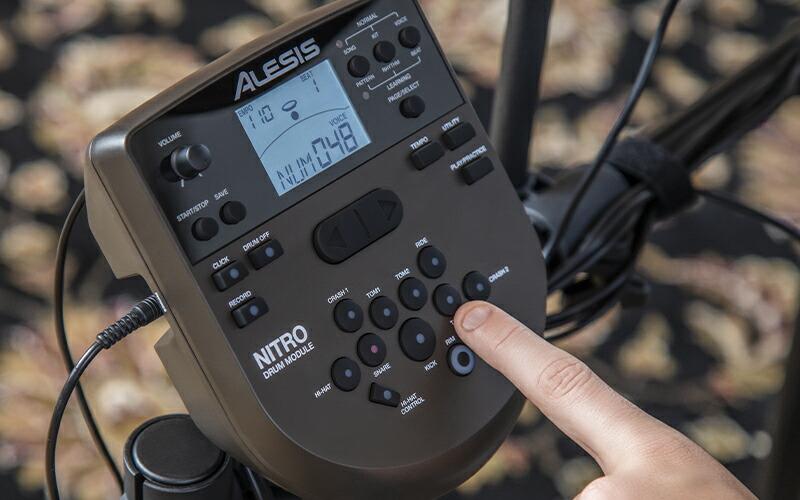 NITRO MESH KIT電子ドラムセット 関連画像