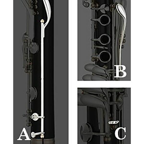 YCL-SE ArtistModelB♭管クラリネット 関連画像