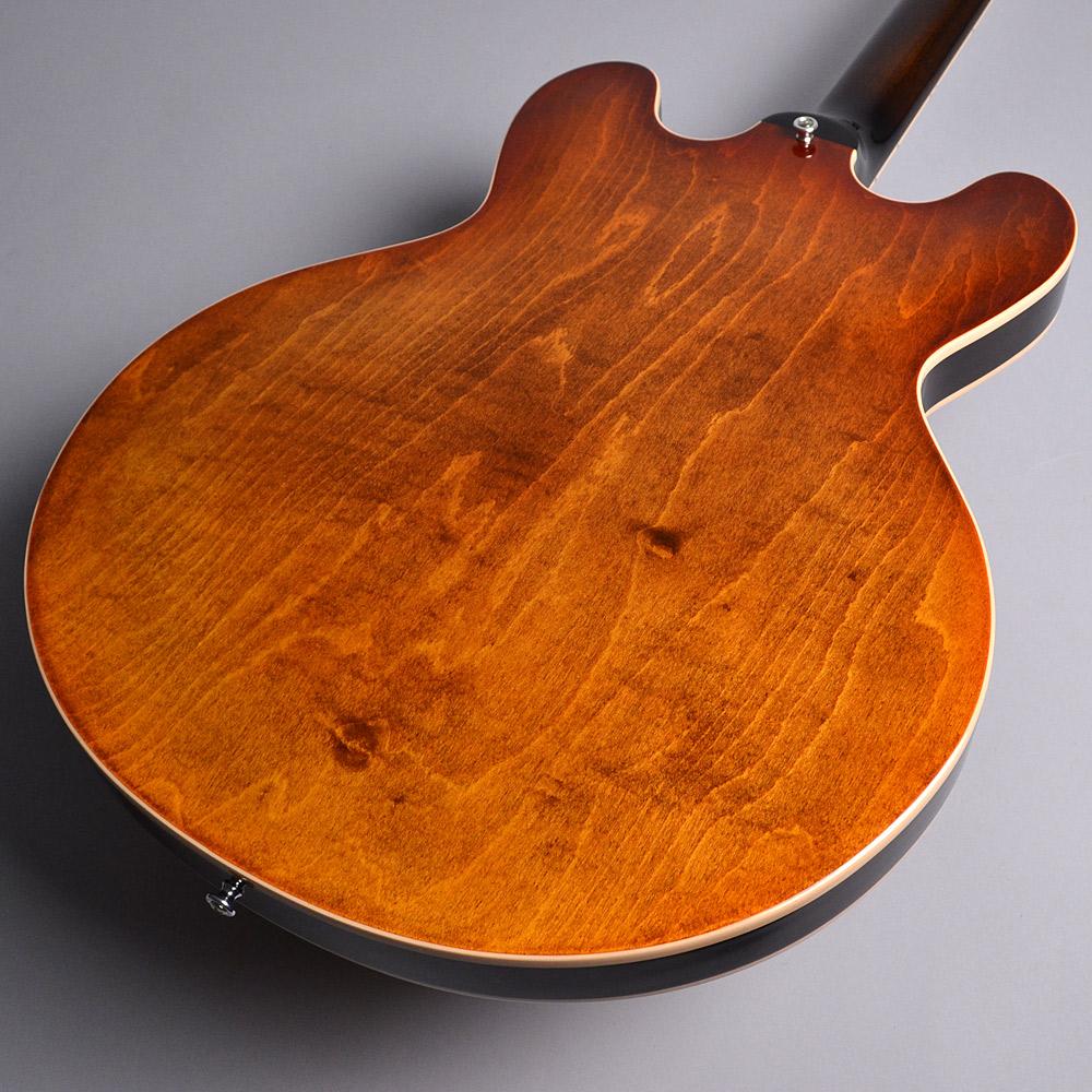 Gibson ギター ボディバック画像