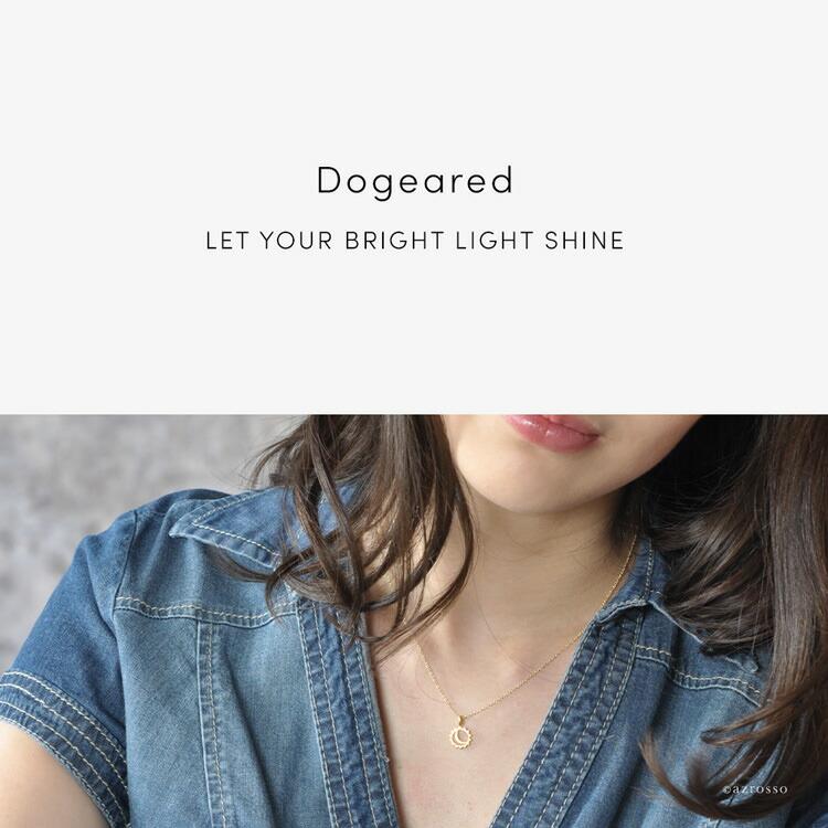 セレブ愛用のLA伝説アクセサリーブランドDogeared[ドギャード]make a wish シリーズ LIGHT UP THE SKY/16インチ(約40cm)/ネックレス/ゴールド/アクセ/ジュエリー/14K/18k/月/三日月/プレゼント/正規品/