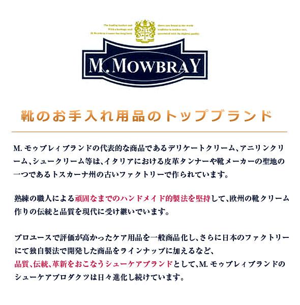 M.MOWBRAY(モゥブレイ)シュークリームについて