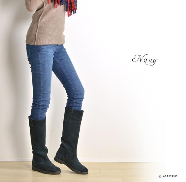 モデル写真 ネイビー