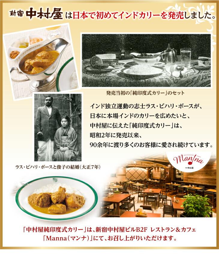 中村屋の歴史