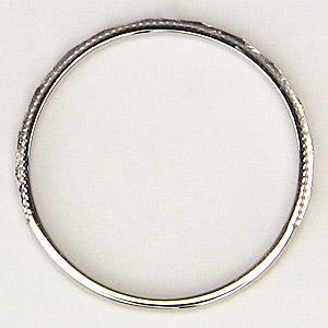 地金リング シンプル 指輪 PT900 プラチナ デザインカットリング 宝石なし指輪 マリッジリング 結婚指輪