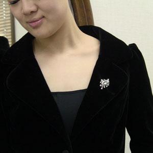 タヒチ黒蝶真珠,アコヤ本真珠