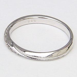 ダイヤモンドリング ダイヤモンド指輪 ダイヤモンド 0.17ct K18 ホワイトゴールド