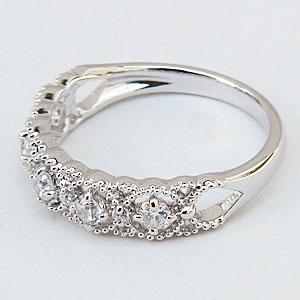 ダイヤモンド 0.28ct リング プラチナ PT900 ダイヤ指輪 4月誕生石 婚約指輪