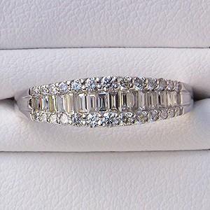 指輪ダイヤモンド リング PT900 プラチナ 指輪 プレゼント ジュエリー