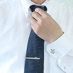 ネクタイピン タイバー カフス タイピン ホワイトゴールド 父の日 ギフト 真珠 パール あこや真珠 メンズアクセサリー