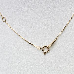 真珠:パール:ペンダント:ネックレス:ゴールデンパール:南洋白蝶真珠:ゴールド系:K18:ゴールド:ダイヤモンド:0.20ct