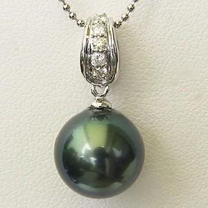 タヒチ黒蝶真珠