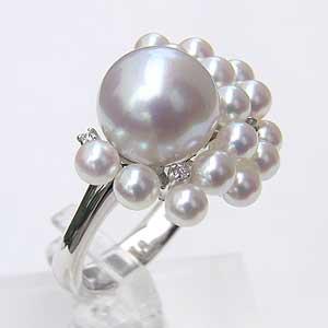 南洋白蝶真珠・あこや本真珠