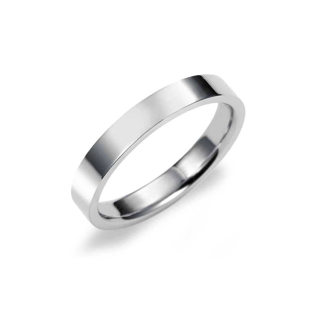 結婚指輪-マリッジリング-ブライダルリング-フラットリング-バンドリング-鍛造リング