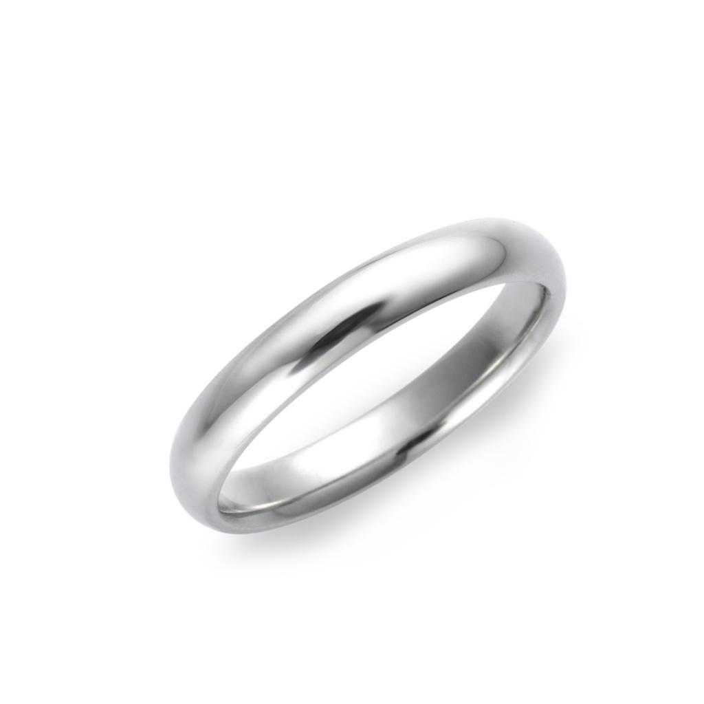 結婚指輪-マリッジリング-ブライダルリング-鍛造リング-シンプルな結婚指輪