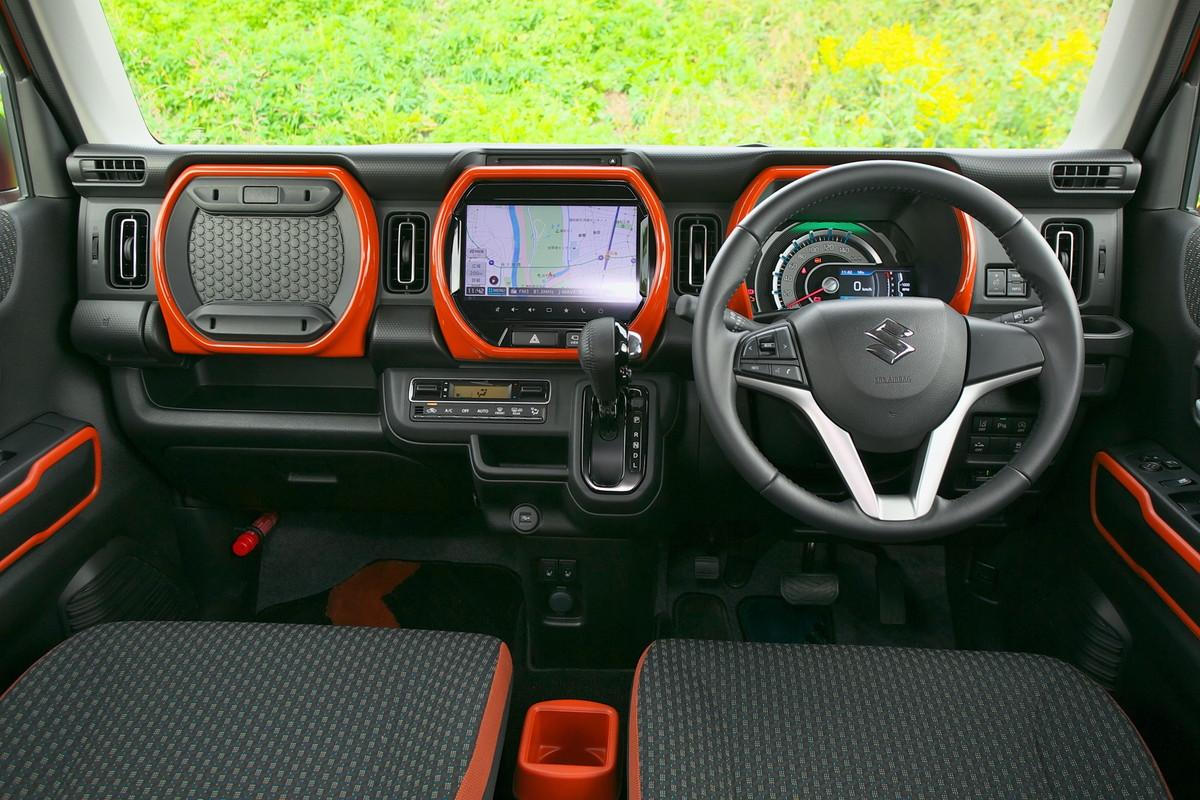人気車種試乗&ライバルチェック ダイハツ タフト G 2WD 660